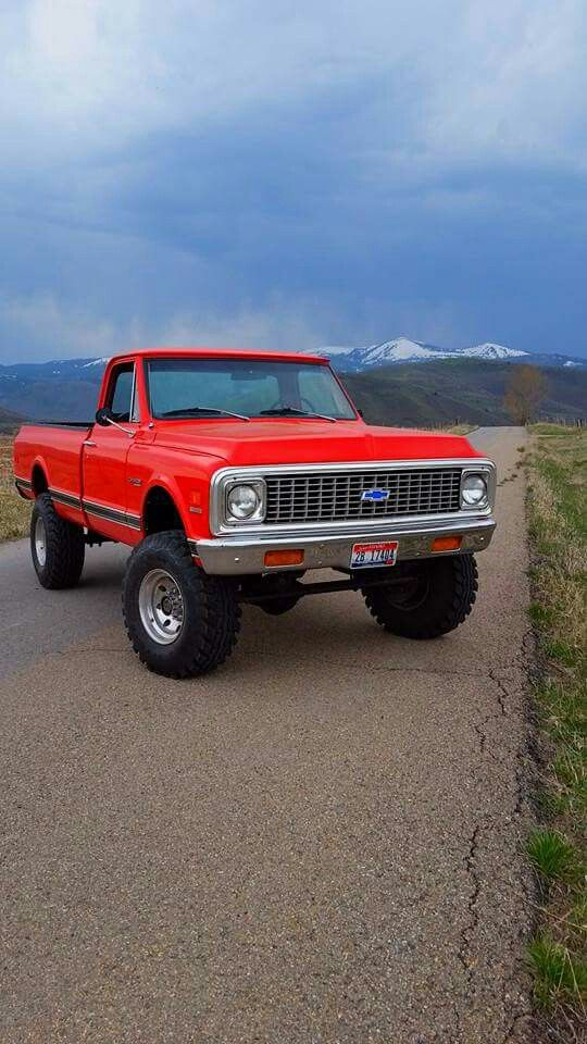 "K/20 Spud Country 1971 Chevrolet 4x4 True ""Gem"" Here"