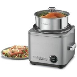 Cuisinart CRC-800 8 Cup Rice Cooker/Steamer