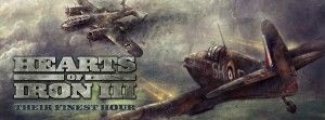 Hearts of Iron III Their Finest Hour review
