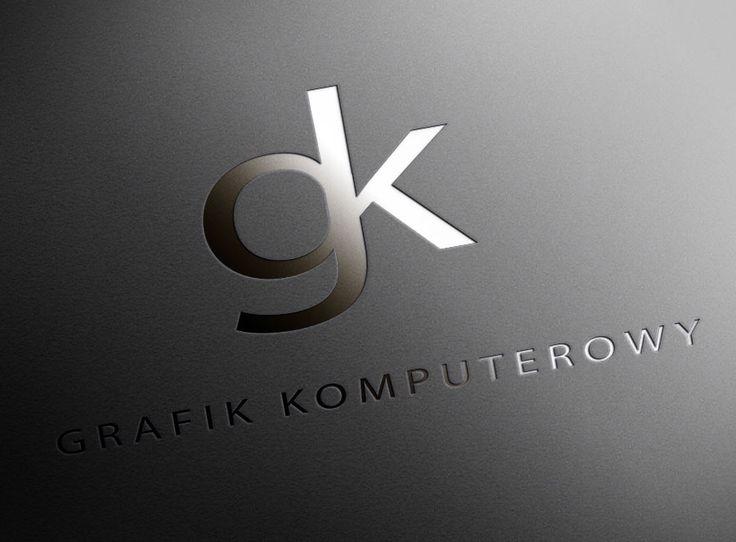 Grafik komputerowy logo