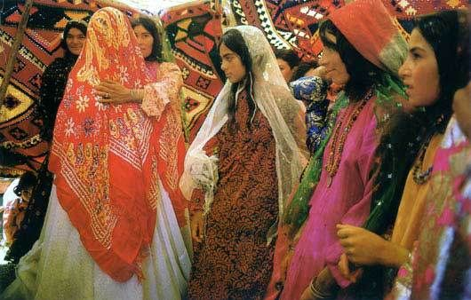 Ceremoniales iraníes