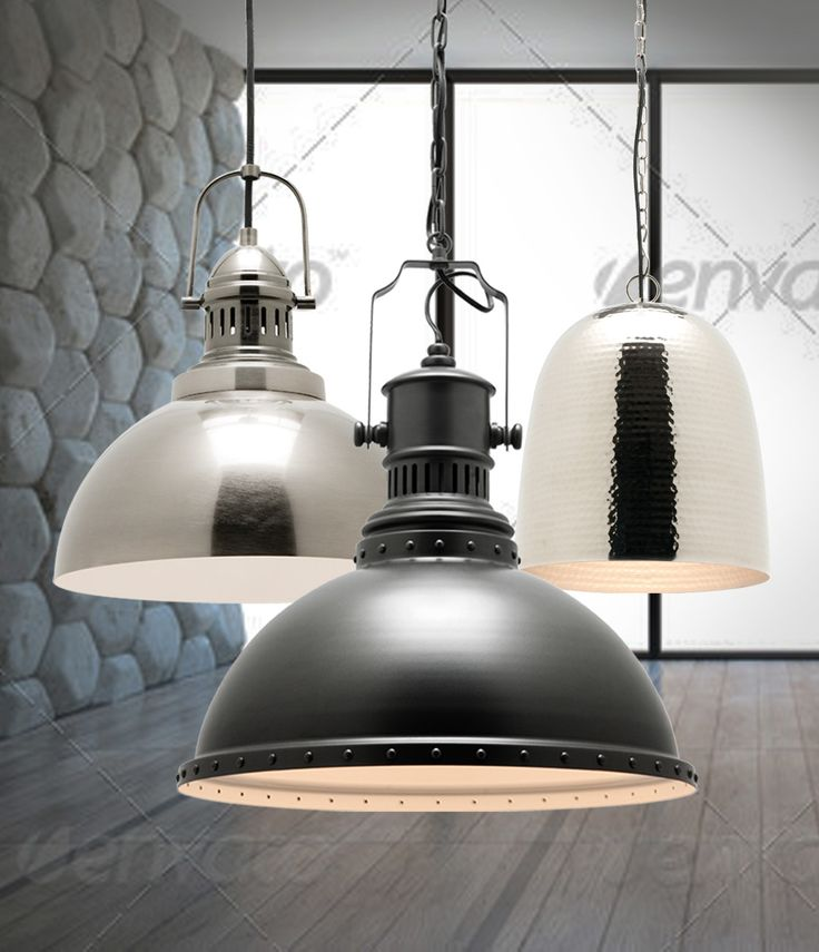 #IndustrialLighting designs by #MercatorLighting! #LightingInspiration #InteriorDesign