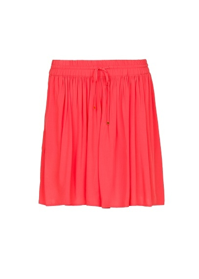 MANGO - Pleated miniskirt