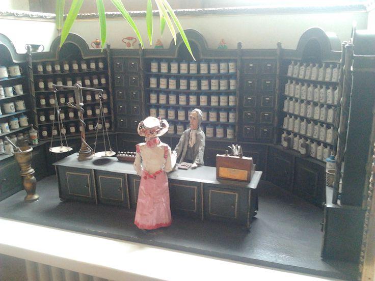 Deutsches Apothekenmuseum, Heidelberg Schloß