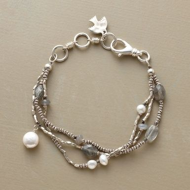 Bracelet.....It's time to get out my jewelry-making stuff.