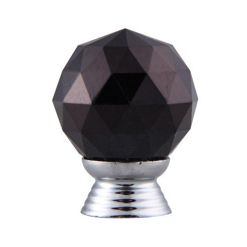 Best price on 10Pcs Crystal Glass Cabinet Knob Drawer Pull Handle for Door Wardrobe (Black)  See details here: http://babiesluxurystore.com/product/10pcs-crystal-glass-cabinet-knob-drawer-pull-handle-for-door-wardrobe-black/    Truly a bargain for the inexpensive 10Pcs Crystal Glass Cabinet Knob Drawer Pull Handle for Door Wardrobe (Black)! Have a look at this low priced item, read customers' feedback on 10Pcs Crystal Glass Cabinet Knob Drawer Pull Handle for Door Wardrobe (Black), and buy…