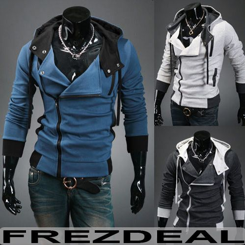 1 Pc Men 2013 Winter Fashion Slim Cardigan Hoodies Sweatshirt Plus size4XL. Regular Price=$79.99 Special Price=$29.60 (63.00% OFF )   http://www.frezdeal.com/productdetails/722/1-pc-men-2013-winter-fashion-slim-cardigan-hoodies-sweatshirt-plus-size4xl.html