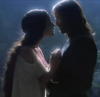 Absolutely useless. aragorn and arwen wedding
