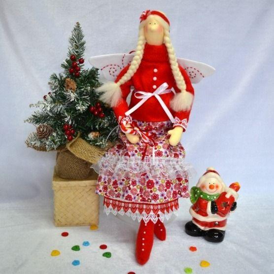 Фея Новогодних сладостей  handmade
