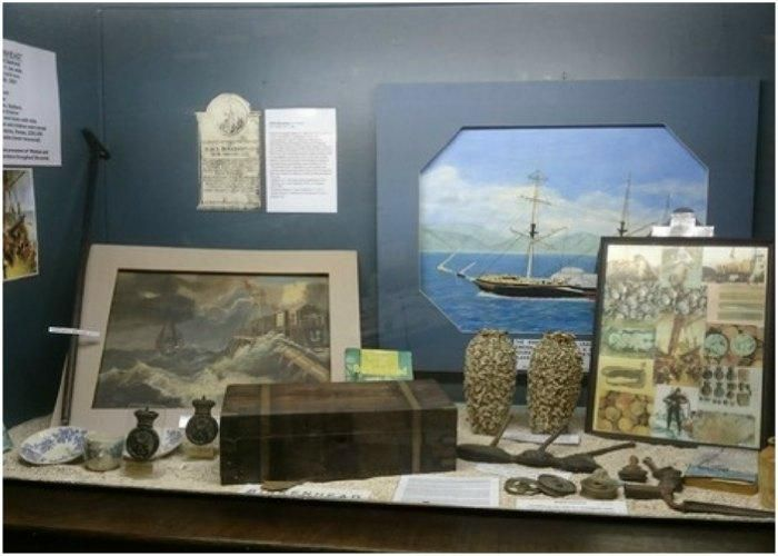 Shiprwreck Museum in Bredasdorp - South Africa