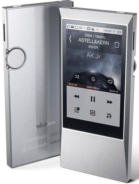 Astell&Kern's latest high resolution portable digital audio player is the AK Jr featuring a slimmer and lighter design at a more affordable cost. Learn more