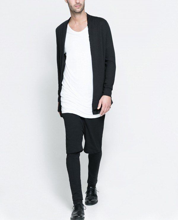 Zara Young mode pour les hommes à Noël 2019 | Tenue blouson