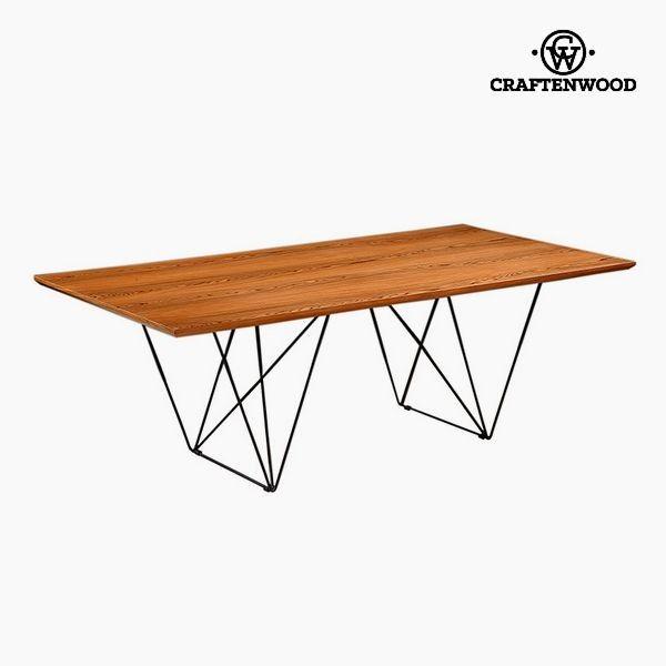 El mejor precio en Hogar 2017 en tu tienda favorita https://www.compraencasa.eu/es/mesas-sillas/94809-mesa-de-comedor-nogal-mdf-220-x-11-x-75-cm-by-craftenwood.html