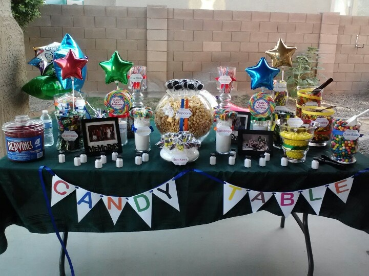 169 best images about 8th grade graduation party on for 8th grade graduation decoration ideas