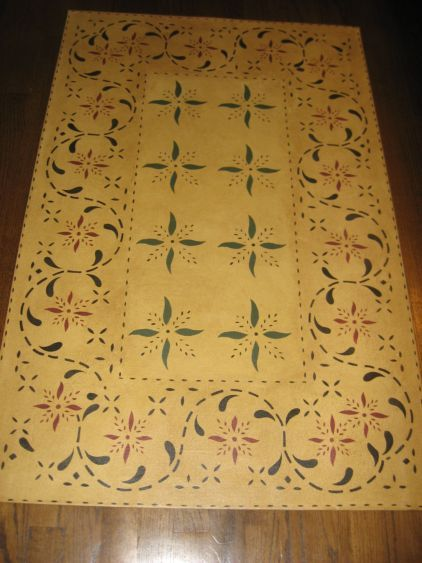 179 Best Images About Stenciling Amp Floorcloths On Pinterest