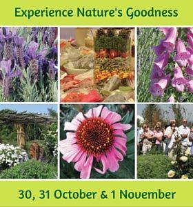 Herb Happening 2015 - Gardens, Workshops, Walk & Talk, Herbal Goodies, Herb Cafe