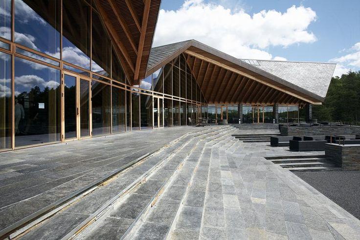Scandinavian Golf Club - Farum, Дания - 2010 - Henning Larsen Architects
