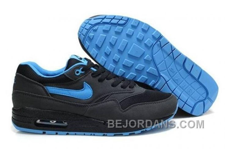 http://www.bejordans.com/free-shipping-6070-off-cheap-nike-air-max-1-mens-trainers-anthracite-black-universityblue-6hxtc.html FREE SHIPPING! 60%-70% OFF! CHEAP NIKE AIR MAX 1 MENS TRAINERS ANTHRACITE BLACK UNIVERSITY-BLUE 6HXTC Only $100.00 , Free Shipping!