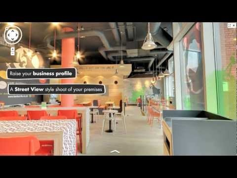Google Street View is moving inside! by ehouse