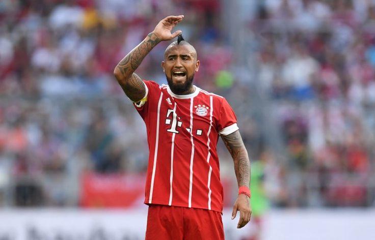 Bayern Munich sin Vidal igualó ante Hertha en el debut de nuevo técnico - La Nación (Chile)