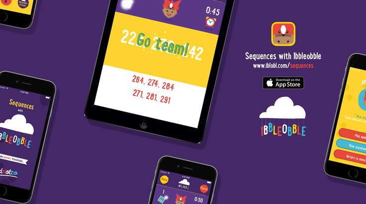 #Learn #Sequences with #Florence! #educational #Apps for #Kids www.iblobl.com/sequences