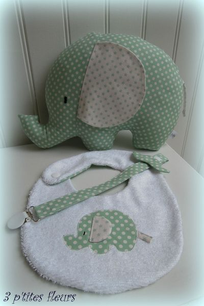 Matching gift set for baby