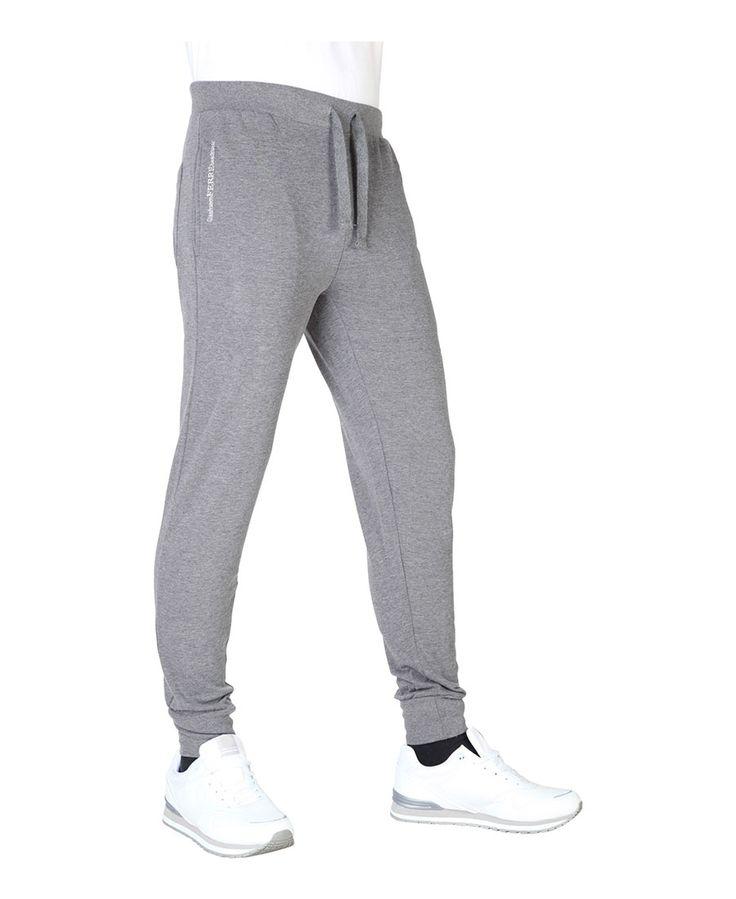 Ferre abbigliamento - collezione a/i 2016 - pantaloni tuta uomo - composizione: 100% co - due tasche laterali e una tasc - Pantalone tuta uomo  Grigio