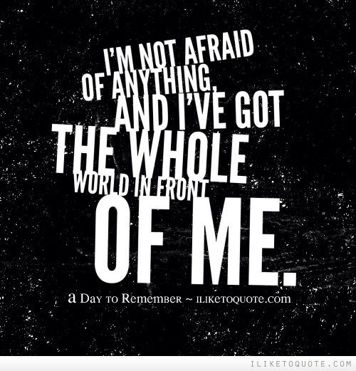 Quotes About Not Being Scared: 66 Best Spiritual Quotes Images On Pinterest