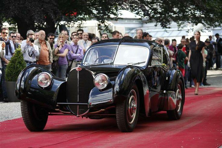 1938 Bugatti Type 57SC Atlantic Image