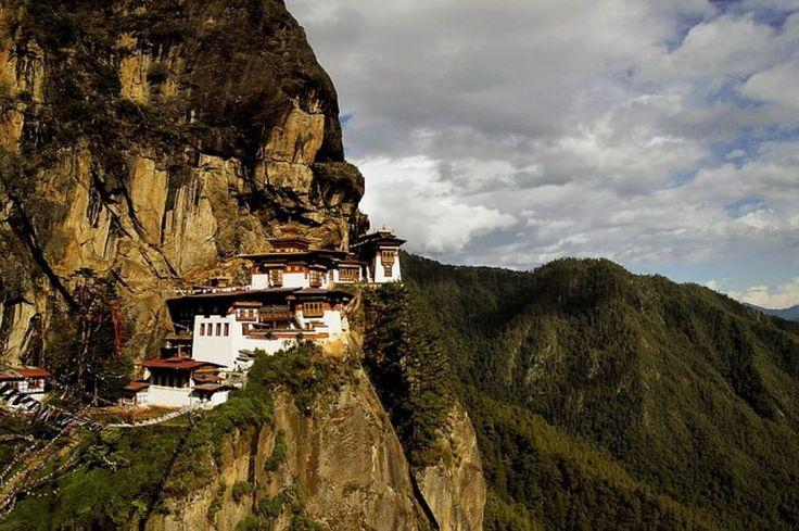 Nido della Tigre, Buthan