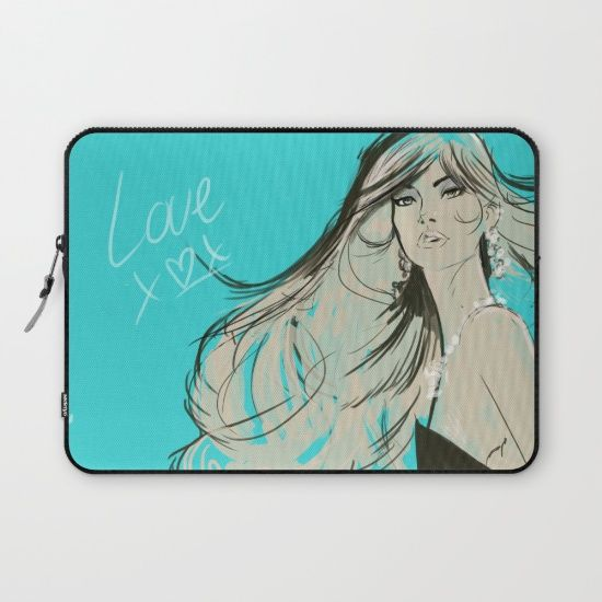 Protect your laptop with a unique Society6 Laptop Sleeve.<br><br>Our…