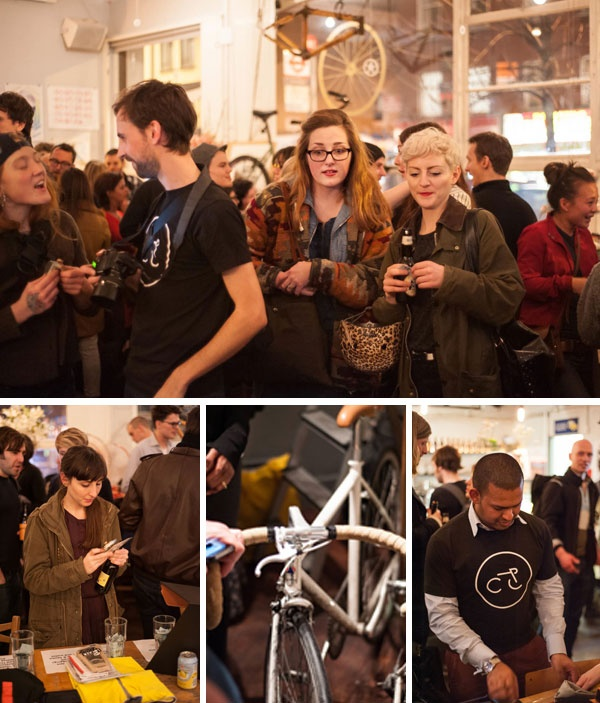 Cycle Love @ look mum no hands - Celebrating the 1st Birthday of Cycle Love.