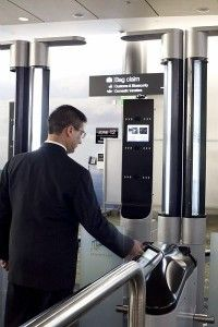 Biometric Border control from Morpho