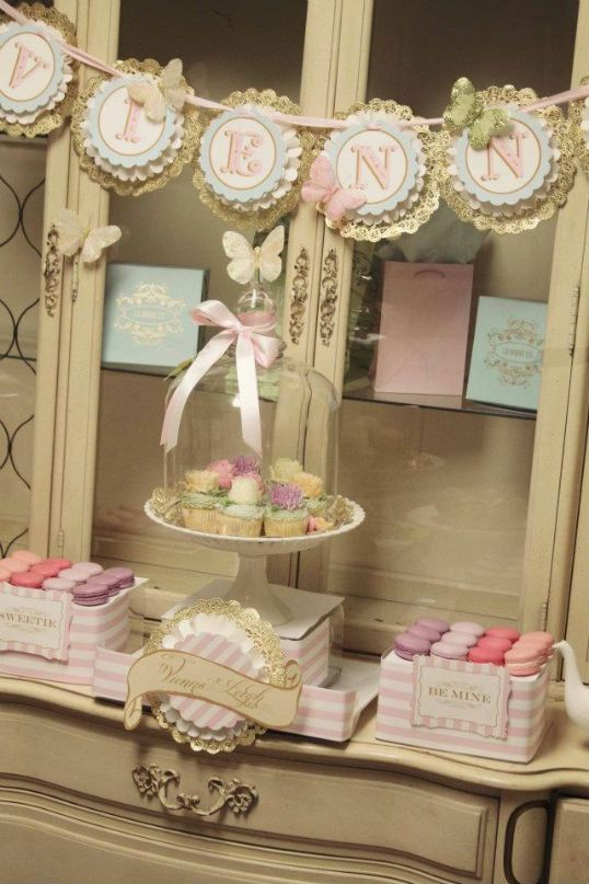 Idéias do partido de aniversário - Blog - BE MINE VALENTINE ~