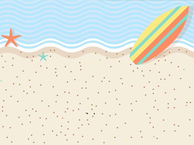 sweet beach backgrounds