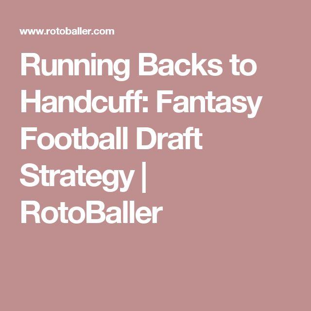 Running Backs to Handcuff: Fantasy Football Draft Strategy | RotoBaller