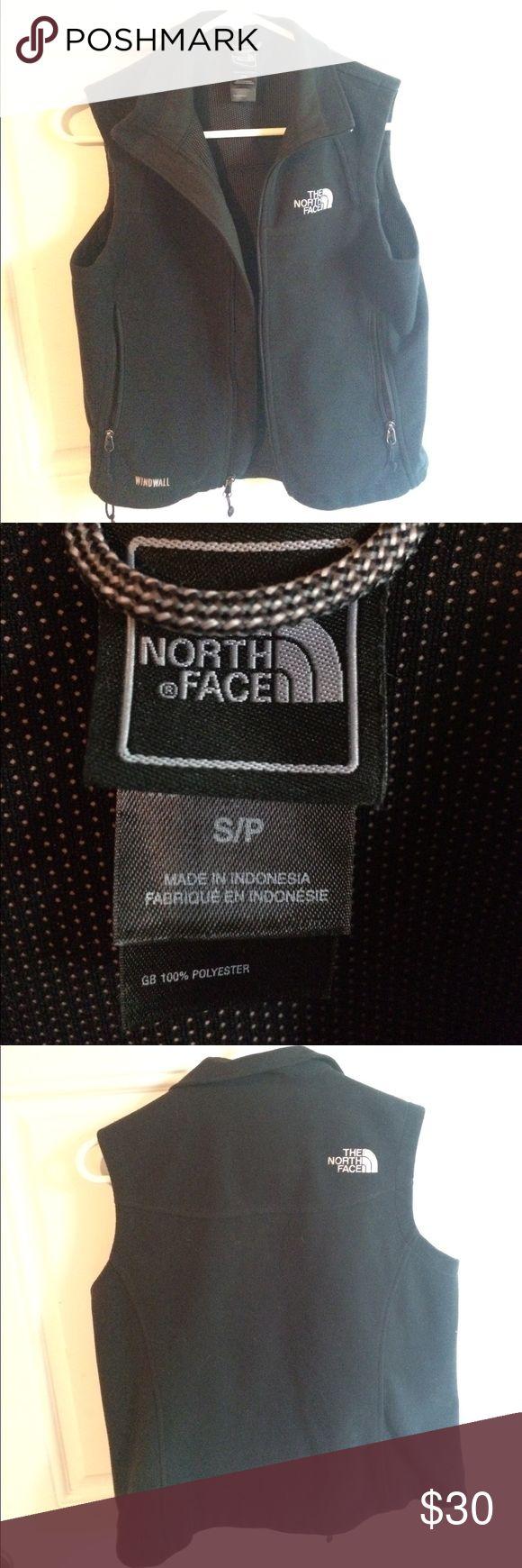 The North Face vest black excellent condition!! Excellent Condition!! The North Face Jackets & Coats Vests