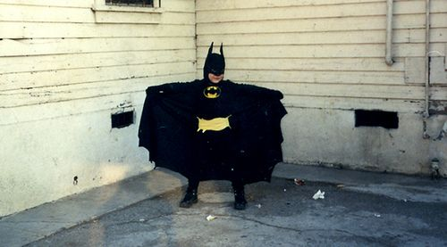 DIY batman costume: Diy Costumes, Diy Holidays, Diy Batman, Halloween Costumes, Batman Ideas, Sewing Costumes, Batman Costumes Teigen, Batman Costumes May, Costumes Ideas