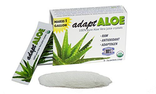 100% Pure Aloe Vera Juice Crystals,Organic, Inn... https://www.amazon.com/dp/B0722Q41H5/ref=cm_sw_r_pi_dp_x_pQjGzbZWMVA9J