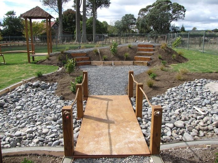 Lovely Eco Sensitive Play Environs For Early Childhood Centres