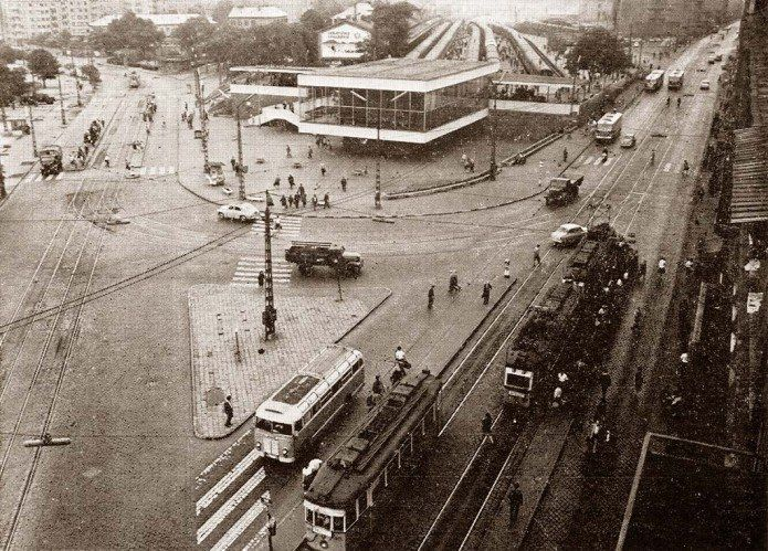 Southern railway station 1962