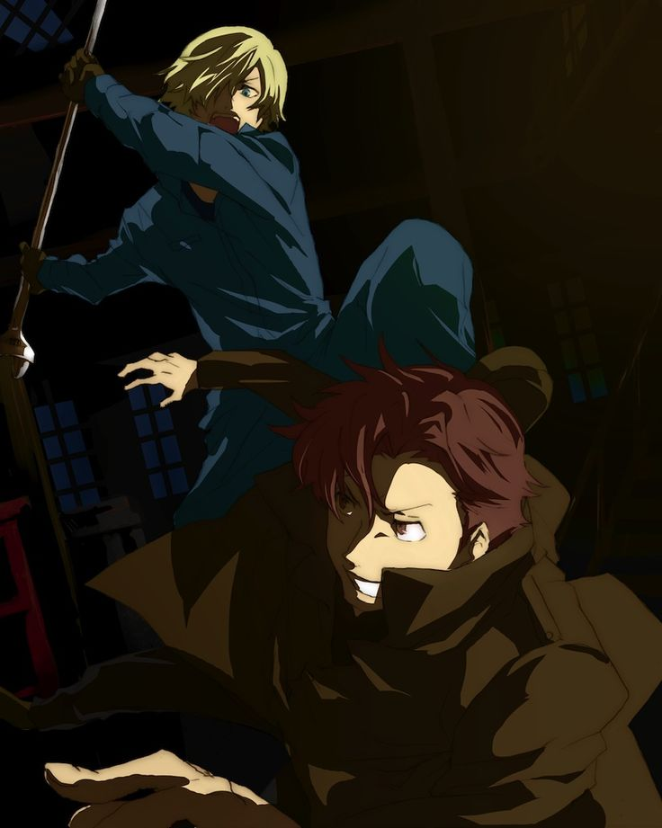Tags: Baccano!, Pixiv, Claire Stanfield, Graham Specter