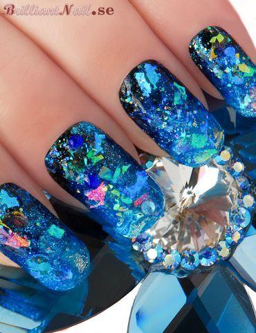 Catwalk Nails #nailart #nails #beautyinthebag