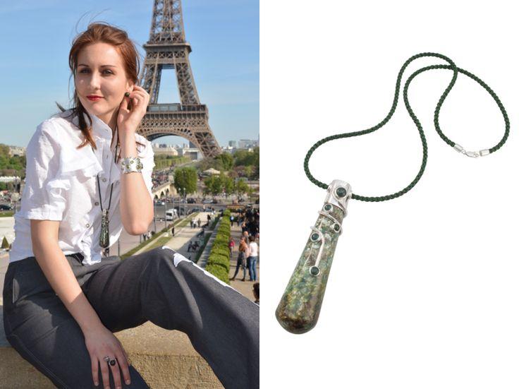 Découvrez toute la magie ✨ de nos #bijoux uniques #handmade à #paris 🇫🇷