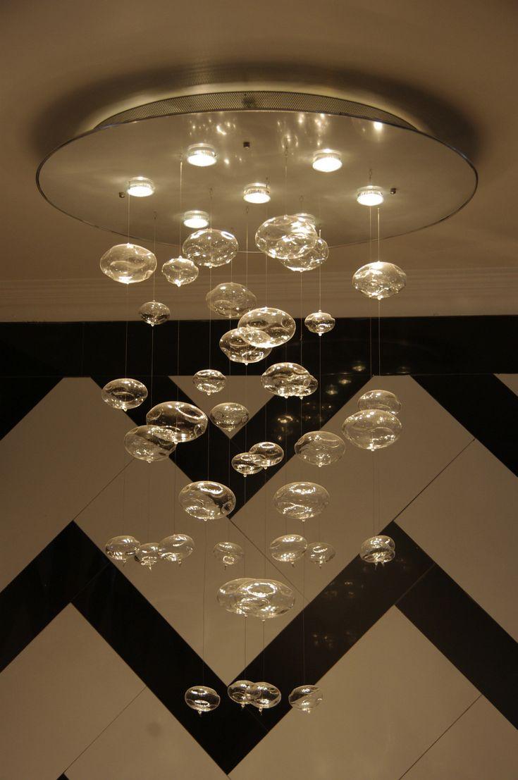 17 best ideas about bubble chandelier on pinterest - Contemporary bathroom chandeliers ...