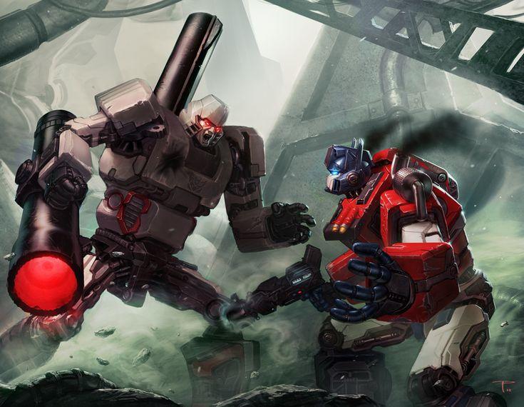Elita Battle Angel >> 147 best TV: TF: G: Optimus & Megatron images on Pinterest | Fan art, Fanart and Optimus prime