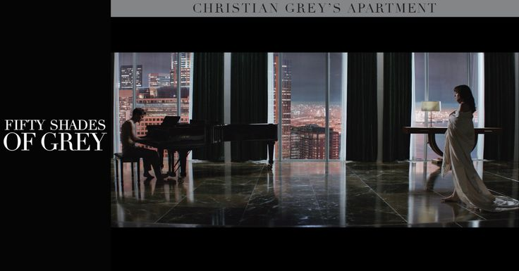 Explore Christian's penthouse for a glimpse of life with Grey. In theaters Feb 13th.