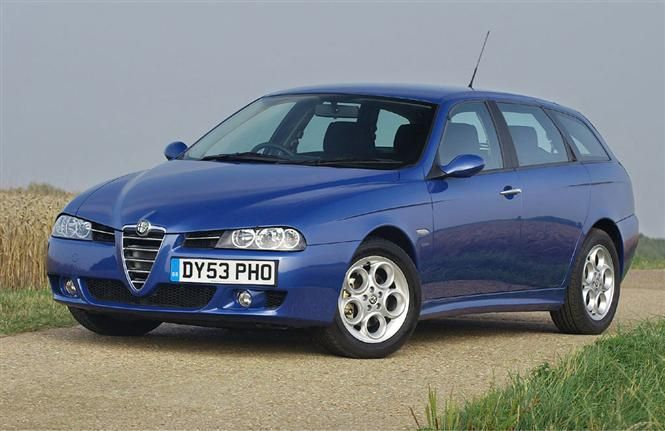 Used Alfa Romeo 156 Sportwagon Review (2000 - 2005) - Gallery | Parkers