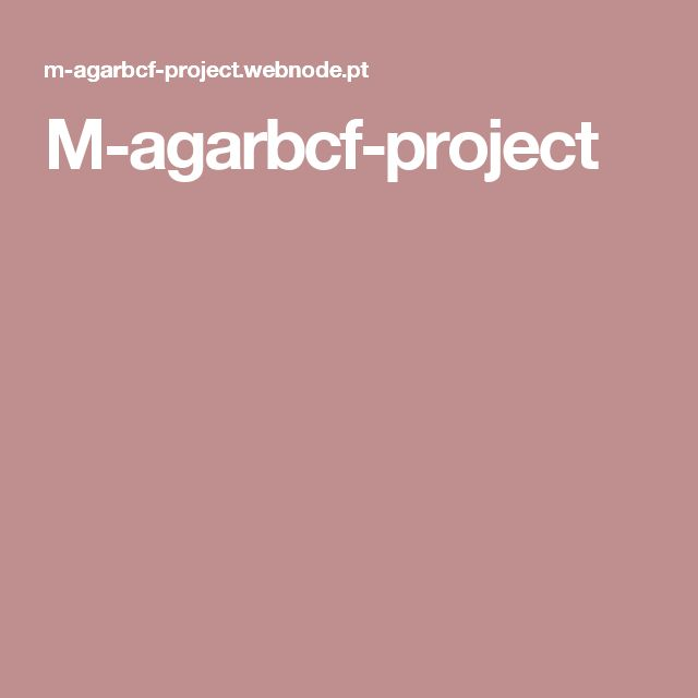 M-agarbcf-project