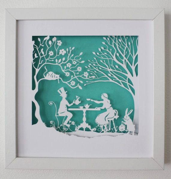 This is Gorgeous - Alice in Wonderland – The Mad hatter's tea party